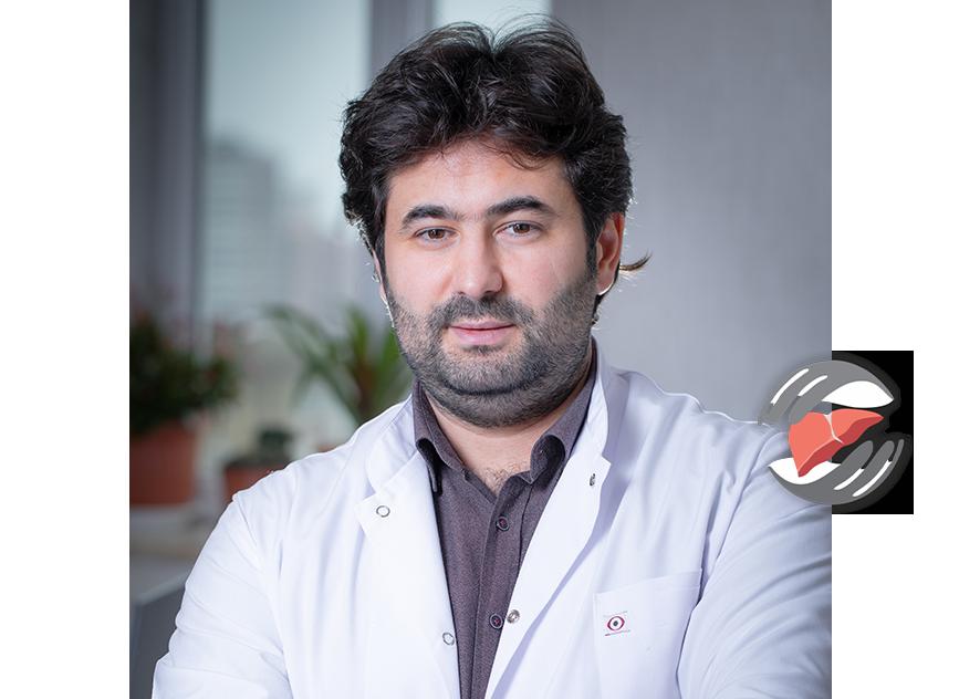 Fərrux Nağıyev - qastroenteroloq, hepatoloq